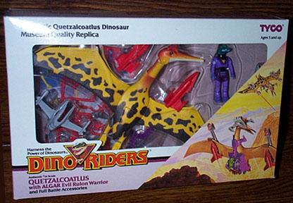 Sta Dino Riders Quetzalcoatlus W Algar
