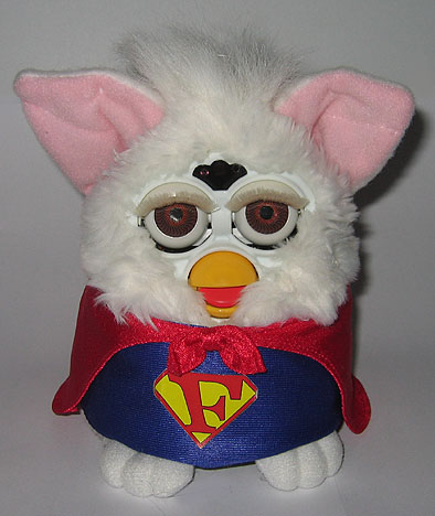 how to work a furby