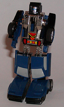 Parts Of Cars >> STA: Gobots: Puzzler Combiner Figures