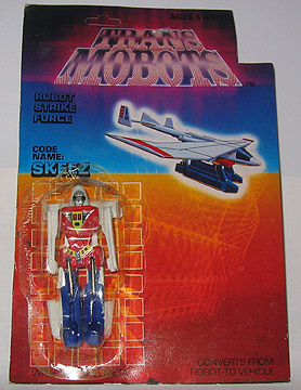 Ship A Car >> STA: Gobots: Fakes: Knock-Off's