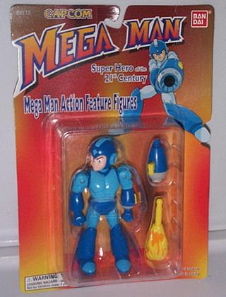 Sta Mega Man 5 Quot Bandai Acton Figures Moc Gallery