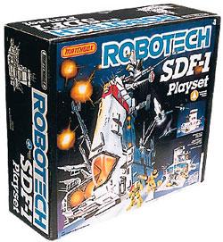 Sdf 1 Playset