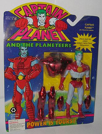 Captain Planet Toys 44