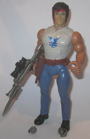 Super Toy Archive Collectible Store Rambo Coleco