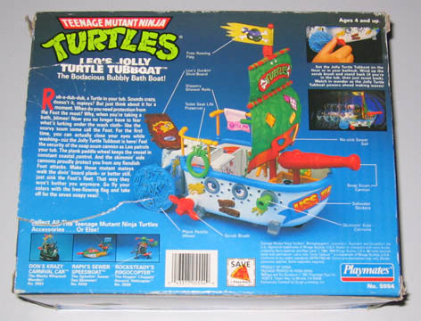 ninja turtle playset instructions