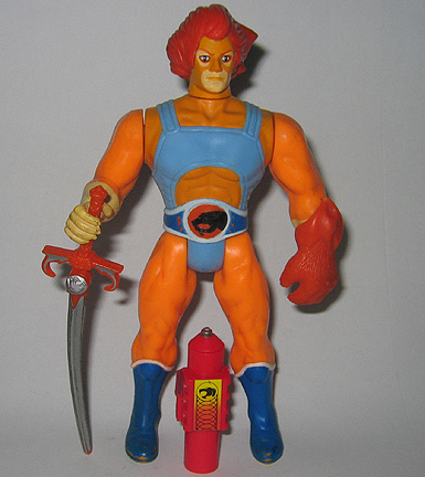 Thundercats Action Figures on Sta  Thundercats  Action Figures  Lion O
