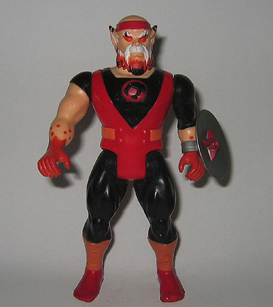 Thundercat Figures on Sta  Thundercats  Action Figures  Lynx O