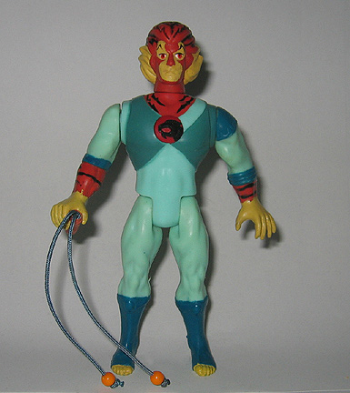 Tygra Thundercats on Variations  Tygra Was Produced With And Without A Willkat Pvc  Tygra