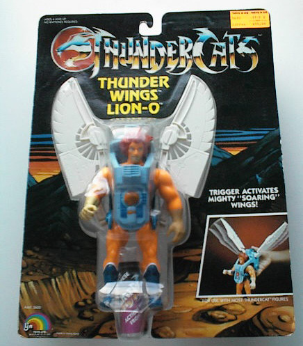 Thundercat  on Moc W Thunderwings Is One Of The Rarest Produced Thundercat Toys This