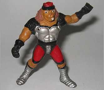 Mini Thundercat on Sta  Thundercats  Miniature Figures  Grune The Destroyer