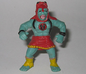 Mini Thundercat on Sta  Thundercats  Miniature Figures  Mumm Ra