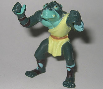Mini Thundercat on Sta  Thundercats  Miniature Figures  Reptilian