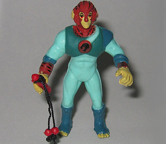 Mini Thundercat on Sta  Thundercats  Miniature Figures  Tygra
