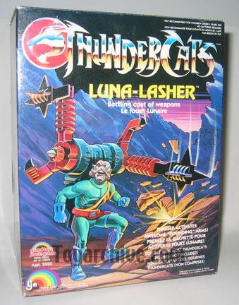 Thundercats Vehicles on Sta  Thundercats  Vehicles  Luna Lasher
