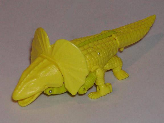 "STA: Transformers: Prototypes: Beast Wars ""Iguanus"" Yellow ..."
