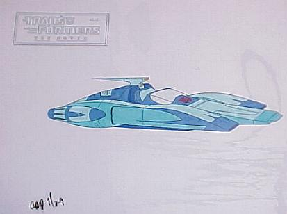 Sta Transformers Cels Animators Proofs