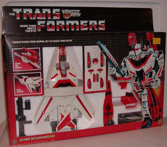 Transformers: Le origini di un mito ToysJetfireMIB1a